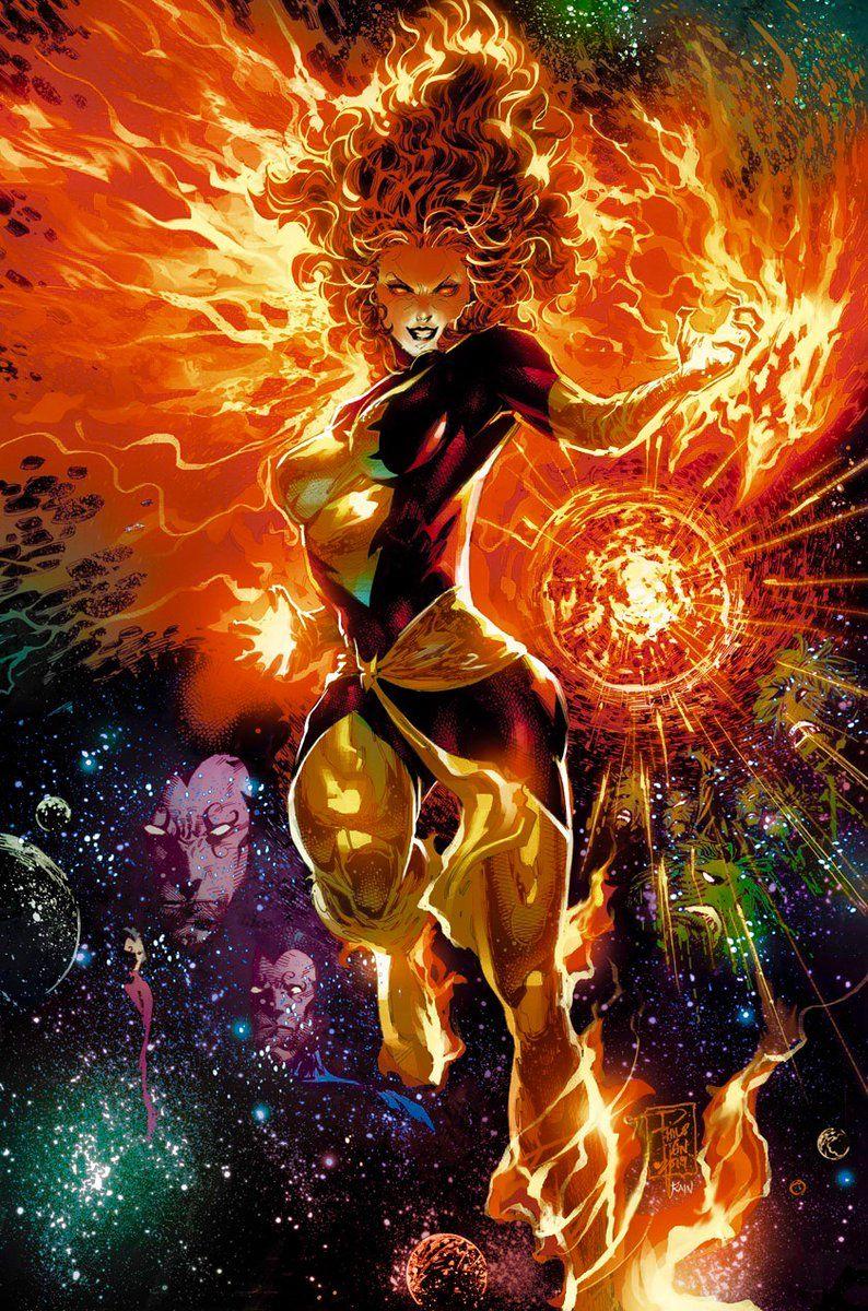 Jean Grey (The Phoenix)