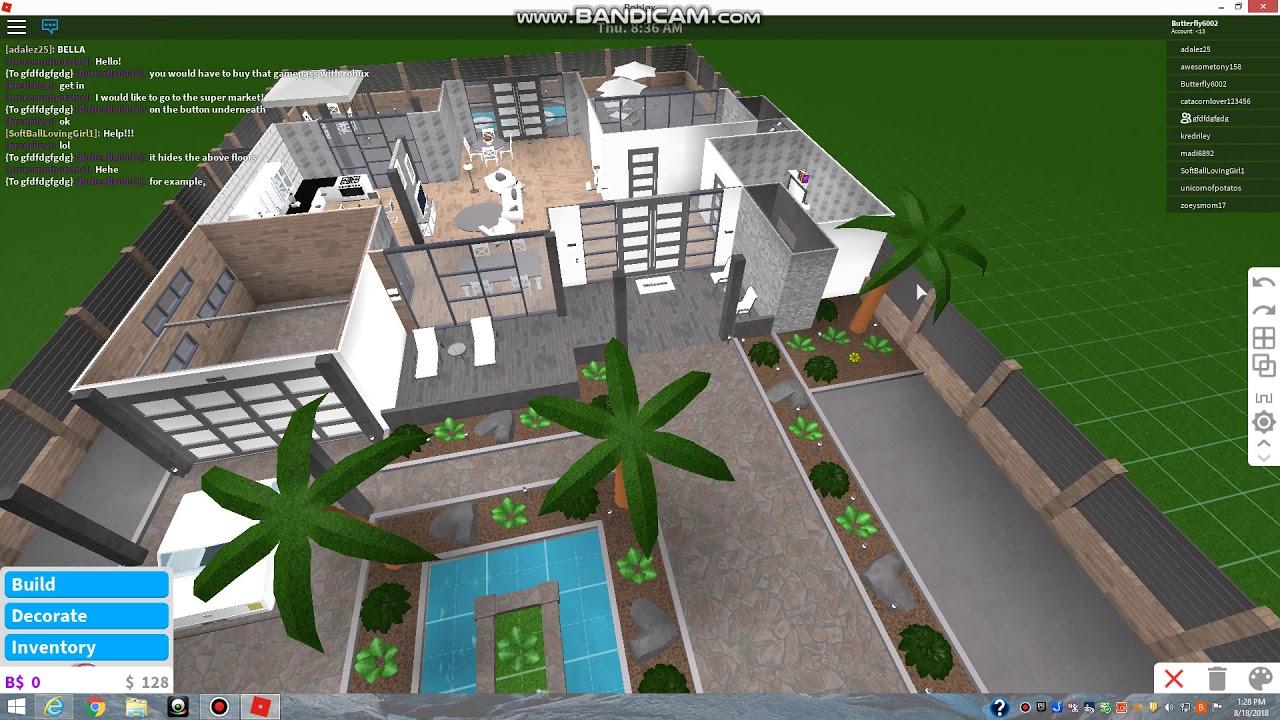 bloxburg Build Mode