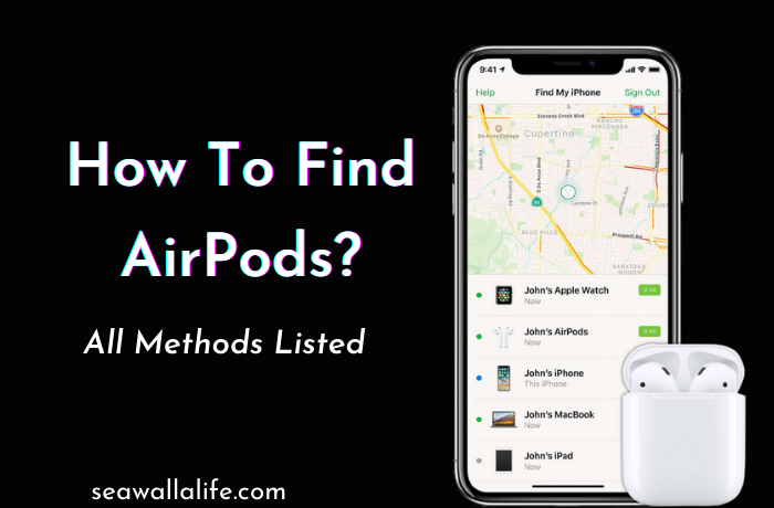 How to Find AirPods