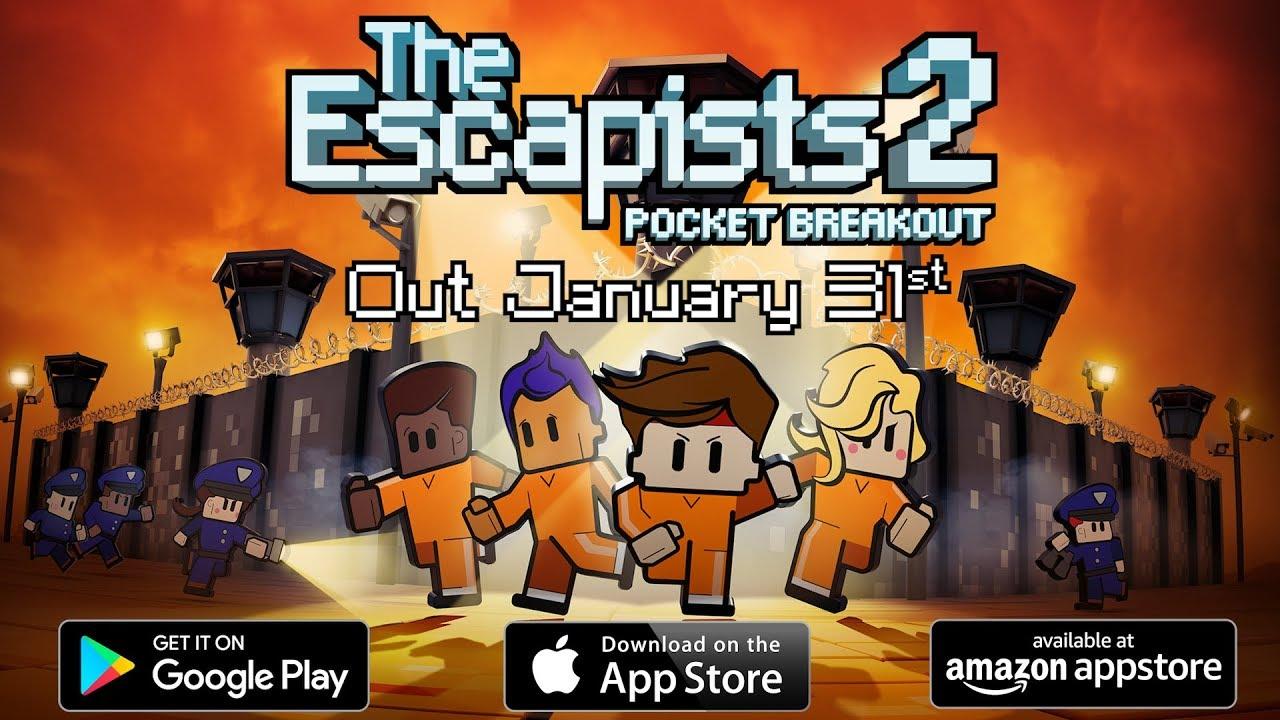 the escapist 2 pocket breakout apk