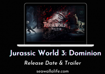 Jurassic World 3 Dominion Trailer