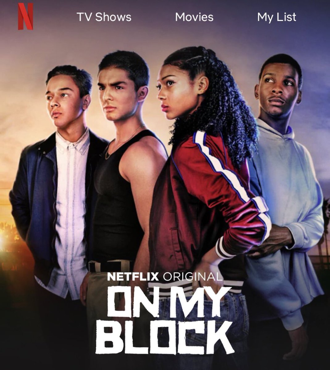 My Block Season 4 Poster