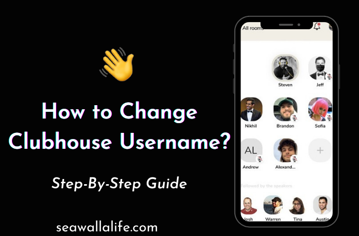 How to Change Clubhouse Username