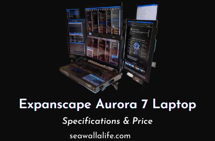 Expanscape Aurora 7 Laptop