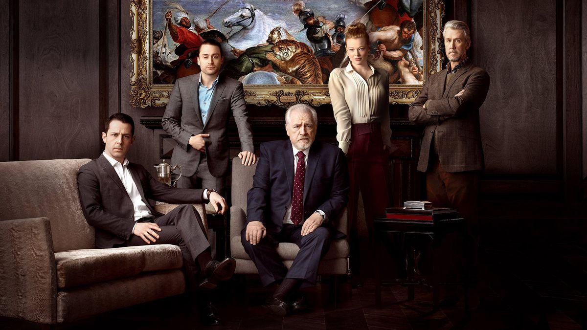 succession season 3 cast