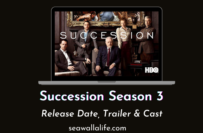 Succession Season 3 - Release Date