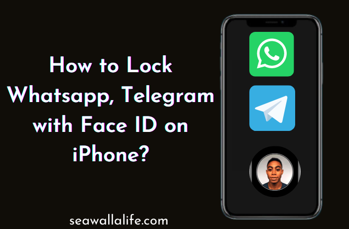 How to Lock WhatsApp, Telegram with Face ID on iPhone
