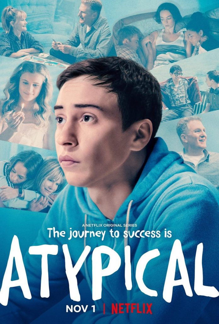 atypical season 4 poster